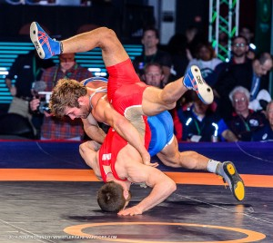 UNITED STATES (USA) df. RUSSIA (RUS), 4-4 (Click to see all 90 photos)
